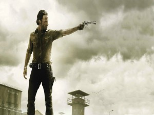 Rick en la cárcel (The Walking Dead)