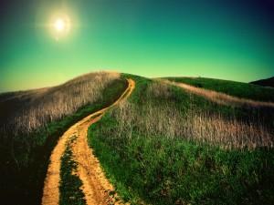 Camino ascendente