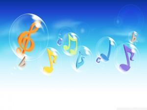 Burbujas musicales