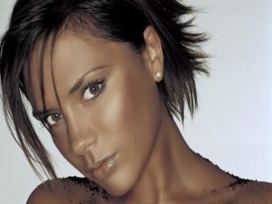La hermosa Victoria Beckham