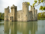 Castillo de Bodiam (Inglaterra)