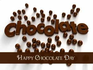 Feliz Día del Chocolate