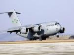 Avión de la Fuerza Aérea de los Estados Unidos