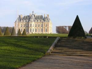 Impresionante Castillo de Sceaux  (Francia)