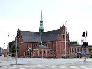 Iglesia de Holmen (Copenhague, Dinamarca)