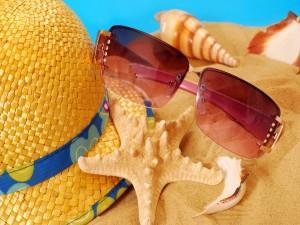 Accesorios para un verano en la playa