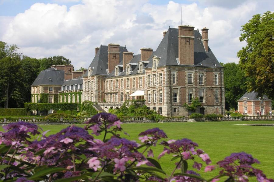 Castillo de Courances (Francia)