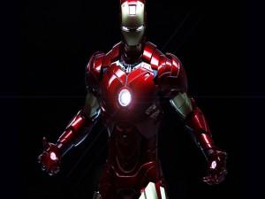 El hombre de acero Iron Man