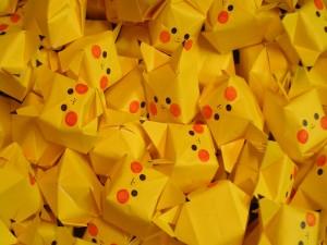 Cubos de Pokemon Pikachu