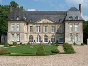 Castillo de Boury (Francia)