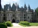 Castillo de Vigny en Vexin (Francia)