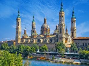 Basílica de Nuestra Señora del Pilar (Zaragoza, España)