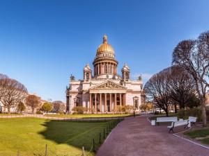 Catedral de St. Isaacs (San Petersburgo, Rusia)