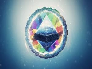 Mar dentro de una pirámide