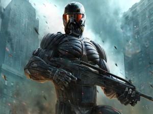 """Imágenes del  videojuego """"Crysis 2"""""""