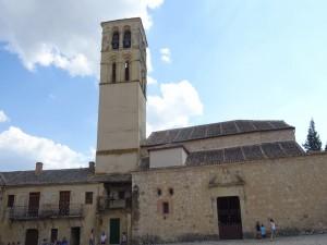 Iglesia de San Juan Bautista (Pedraza)