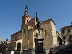 Iglesia de San Martín (Segovia, España)