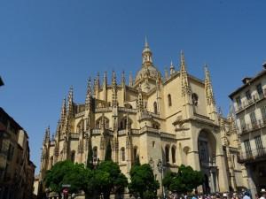 Catedral de Santa María (Segovia, España)