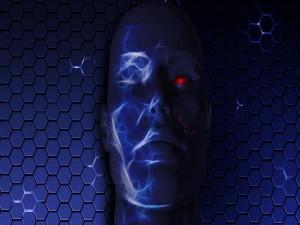 Mitad humano, mitad cyborg