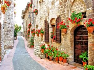 Callecita en Garda (Italia)