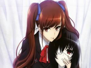 Izumi Akazawa y Mei Misaki