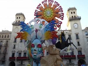 Fogueres 2016 (Alicante, España)