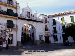 Plaza de San Sebastián (Antequera, Málaga)