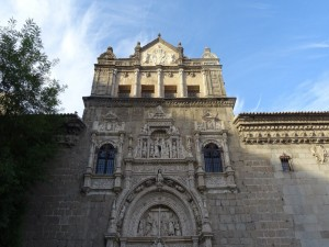 Museo de Santa Cruz, en Toledo (España)