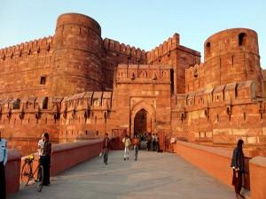 Conociendo el Fuerte de Agra (India)