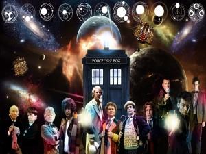 Todos los personajes de Doctor Who