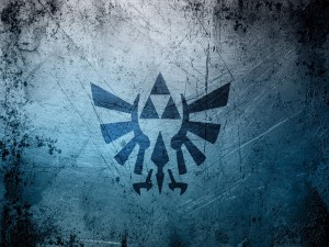 Escudo de Legend of Zelda