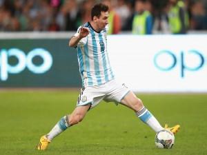 Lionel Messi en la Copa América 2015