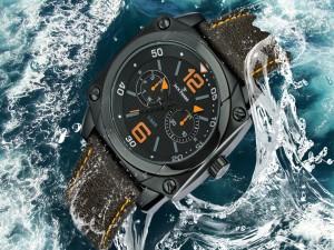 Un reloj Jack Pierre en el agua
