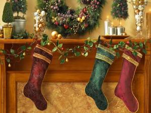 Elementos decorativos para Navidad
