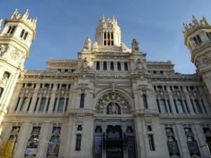 Ayuntamiento de Madrid (antiguo Palacio de Comunicaciones)