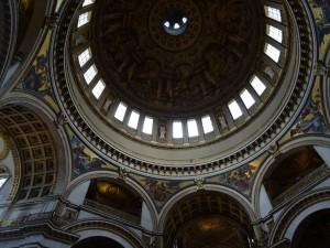 Interior de la Catedral de San Pablo (Londres)