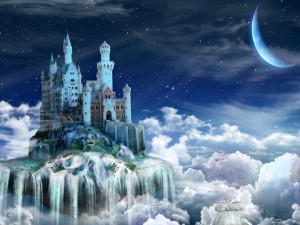 Castillo en las nubes