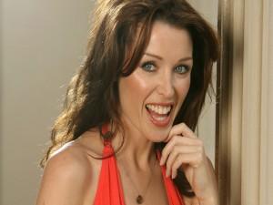 Cantante australiana Dannii Minogue