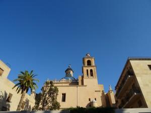 Concatedral de San Nicolás (Alicante)