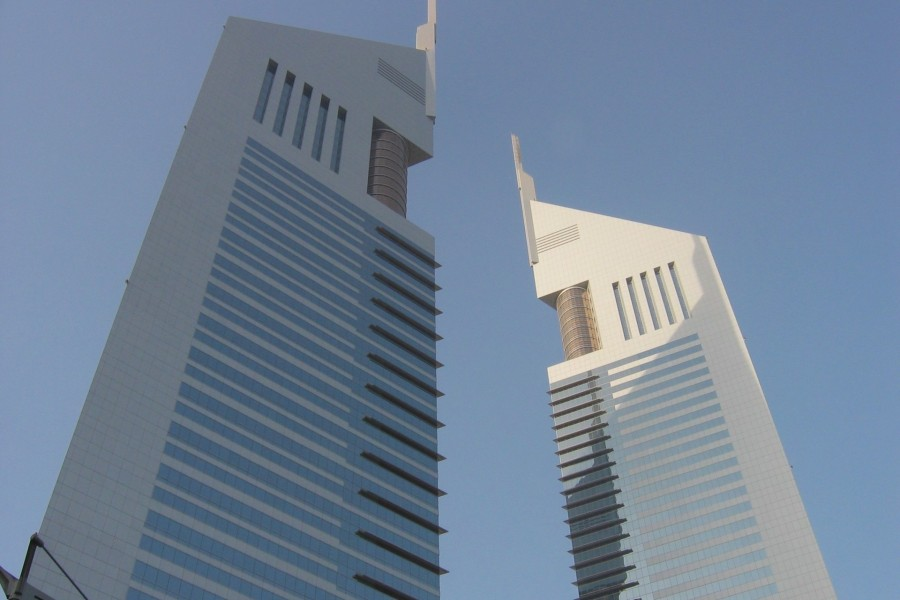 Edificios de arquitectura moderna