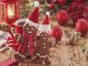 Galletas dulces para Navidad