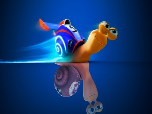 Turbo el caracol