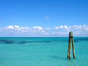 El horizonte del mar