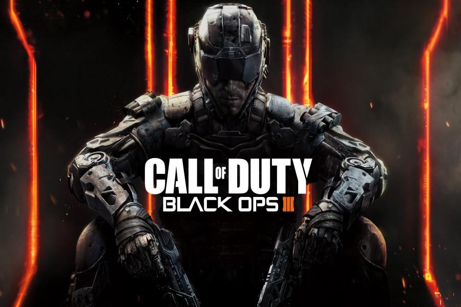 """Portada de """"Call of Duty : Black Ops 3"""""""