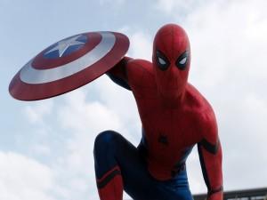 """Spider-Man en """"Capitán América: Guerra Civil"""""""