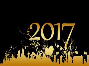 Llegó el Nuevo Año 2017