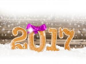Año Nuevo 2017 con un vistoso lazo