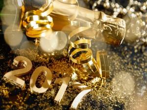 Festejando la llegada del 2017