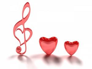 El sonido del amor