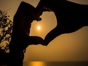 El sol en el corazón